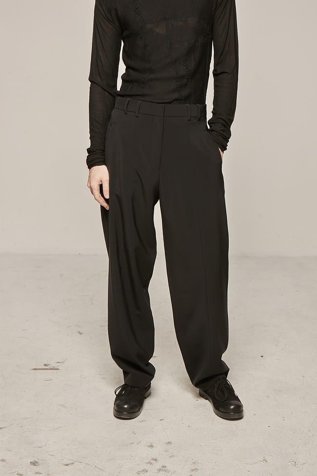 Ivan Grundahl avant Japanese micro trouser