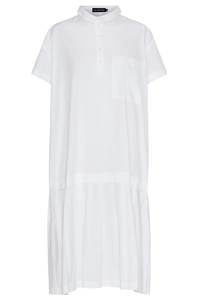 IVAN GRUNDAHL AVANTGARDE OVERSIZED COTTON DRESS COSI