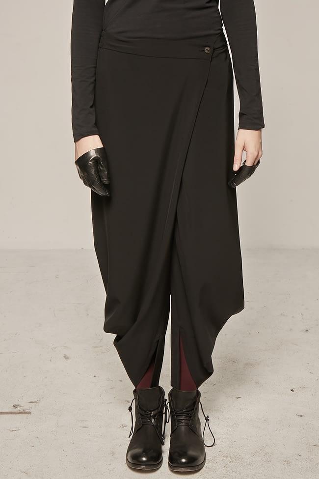 Ivan Grundahl avantgarde Japanese micro harem trouser