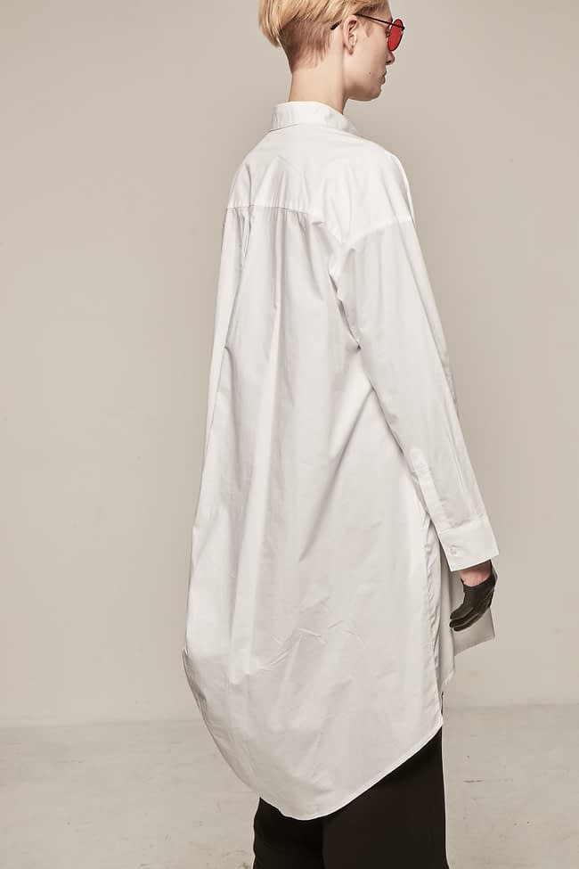 Ivan Grundahl avantgarde long shirt