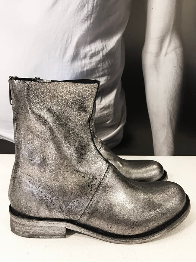 IVAN GRUNDAHL LEATHER BIKE BOOT