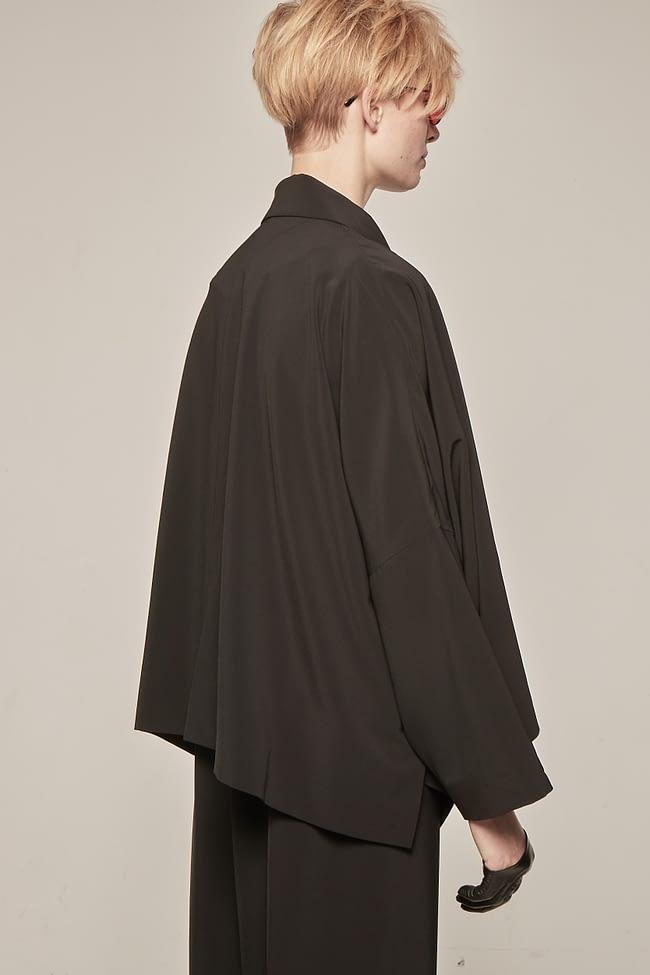 Ivan Grundahl avantgarde Japanese micro oversized blazer